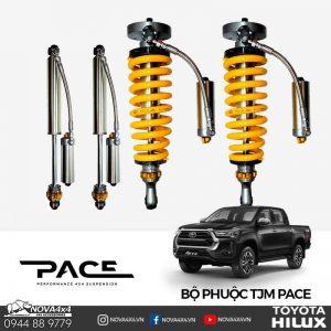 phuộc TJM Pace cho Toyota Hilux