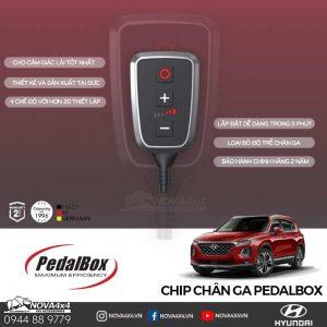 Chip chân ga PedalBox cho xe Hyundai