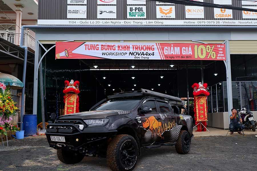 Nova4x4 Đức Trọng Lâm Đồng