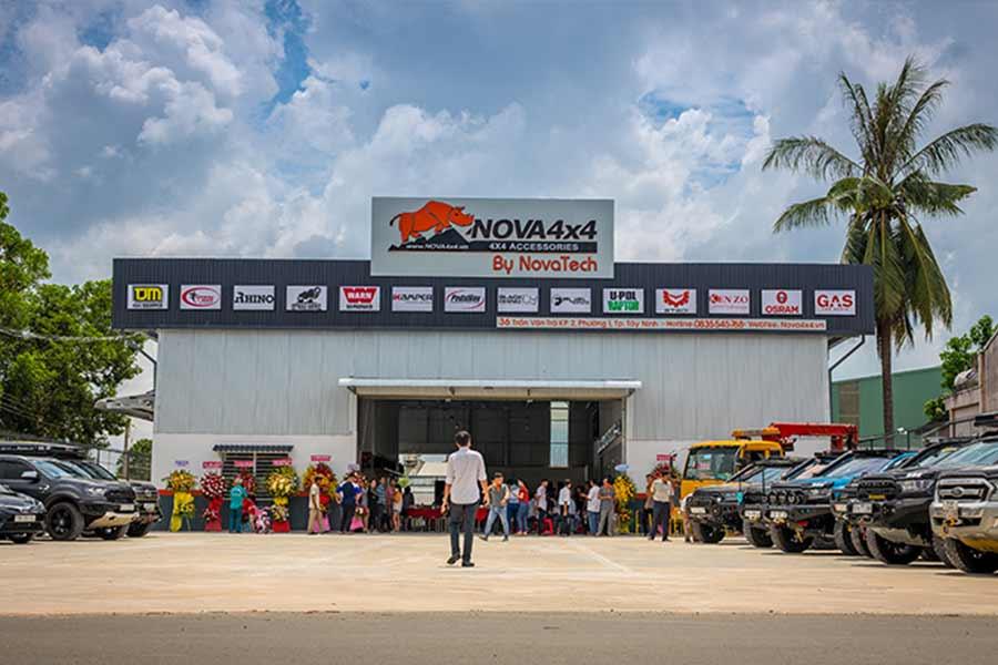 Nova4x4 Tây Ninh