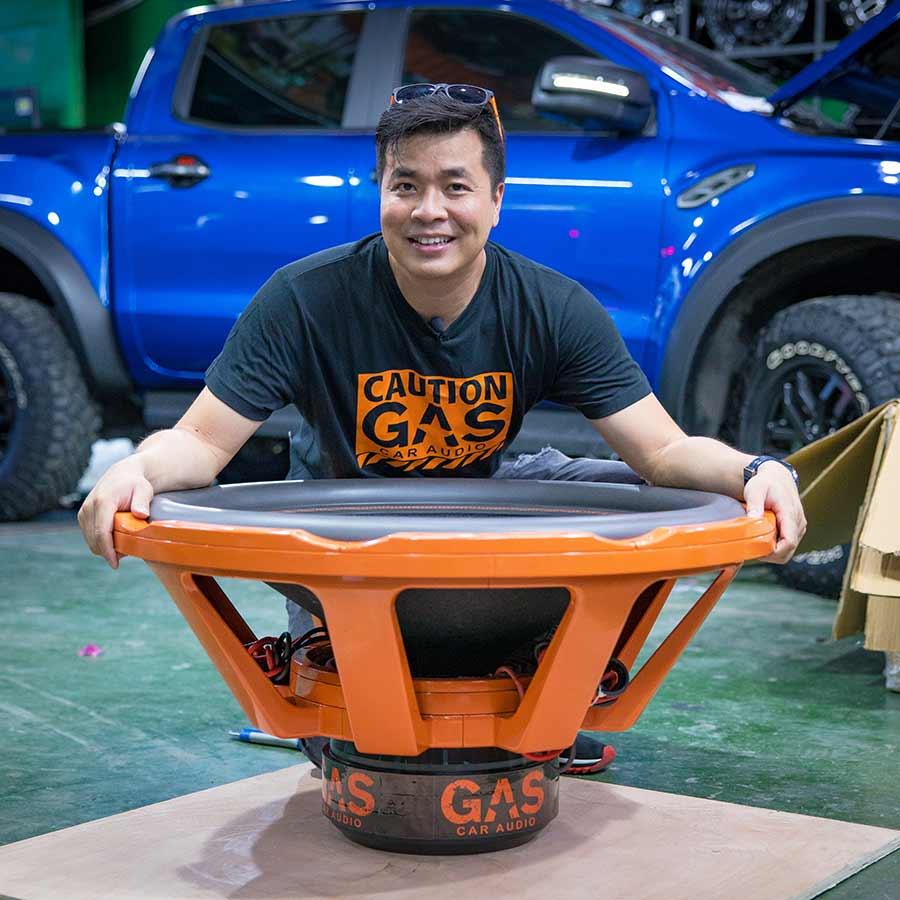 Ông Đinh Tuấn, Co-Founder Nova4x4