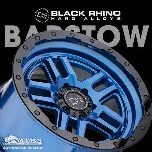 Mâm Black Rhino Barstow Xanh Ocean