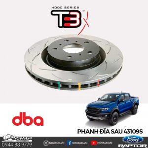 Phanh đĩa DBA