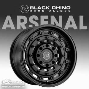 Mâm Black Rhino Arsenal
