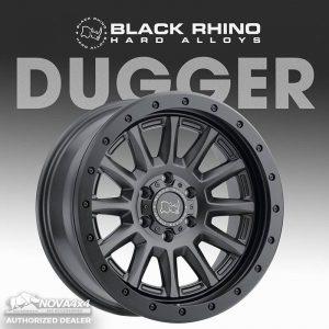 Mâm Black Rhino Dugger