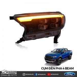 Đèn Pha 4 Beam