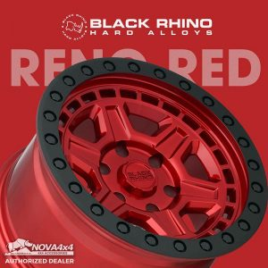 Black Rhino Reno Candy Red