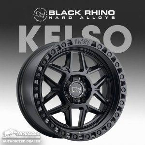 Mâm Black Rhino Kelso