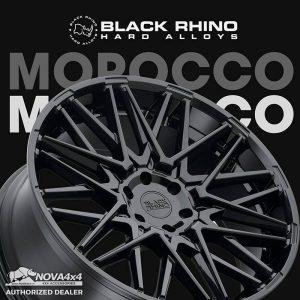 Mâm Black Rhino Morocco