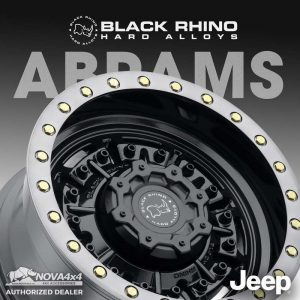 Black Rhino Abrams