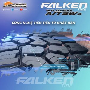 Lốp Falken AT