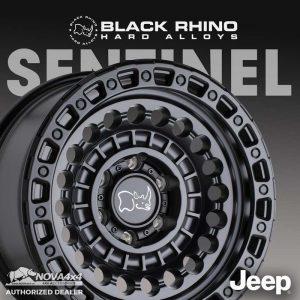 Black Rhino Sentinel