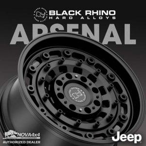 Mâm Black Rhino Arsenal