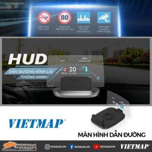 Màn hình dẫn đường VietMap