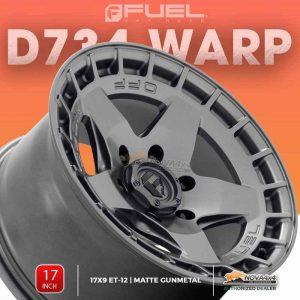 Fuel D734