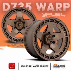Fuel D735