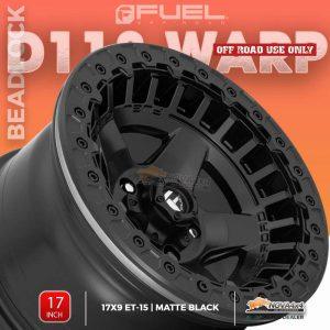 Fuel Warp D118