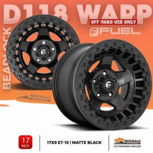 Mâm Fuel Warp D118