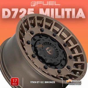Fuel Militia D725