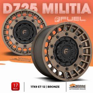 D725 Fuel