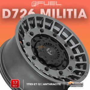 Fuel D726 Militita