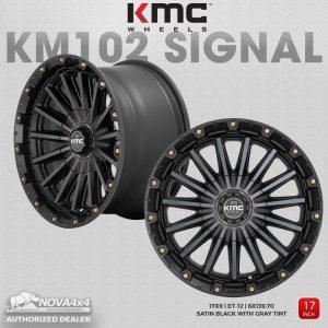 mâm KMC KM102