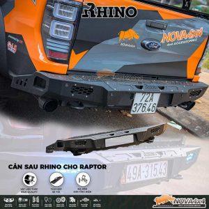 Cản sau Rhino