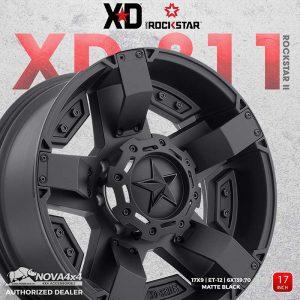 Mâm XD Rockstar II