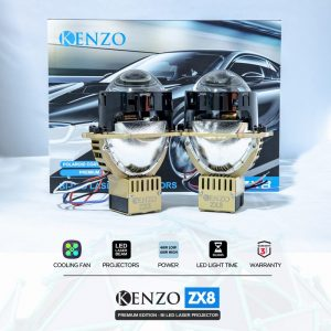 Bi Led Laser Kenzo ZX8