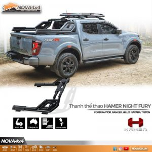 Thanh thể thao Hamer HR2000