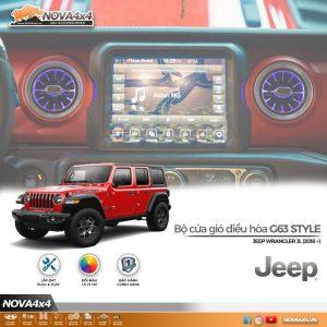 cửa gió điều hòa Jeep
