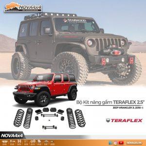 Kit nâng gầm xe Jeep