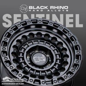 mâm Black Rhino màu Đen