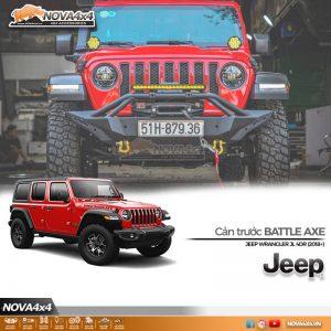 cản trước Jeep Wrangler